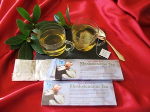 Rhododendron Tea